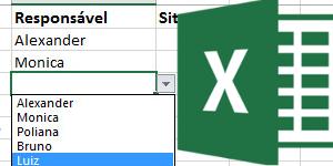 Menu Suspenso Excel